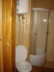 Дом 2 душ ьуалет