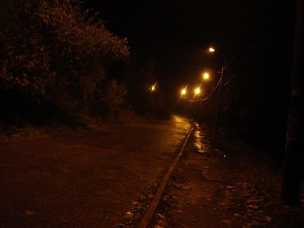 Одиночество в ночи