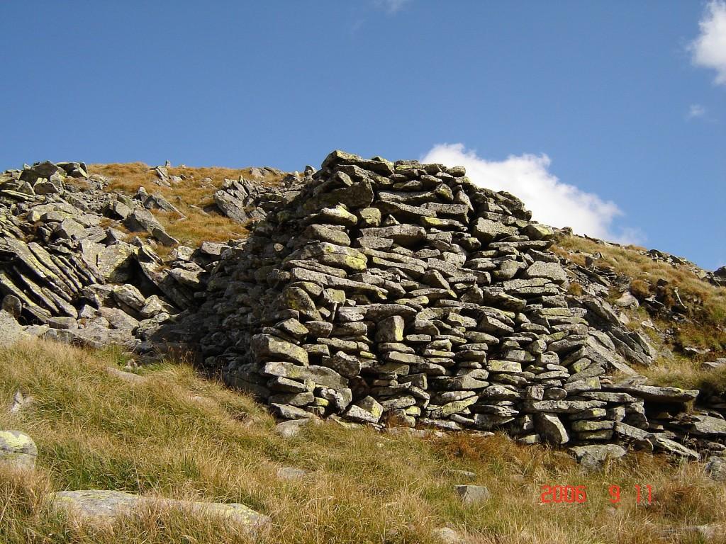 Камни на Черногоре