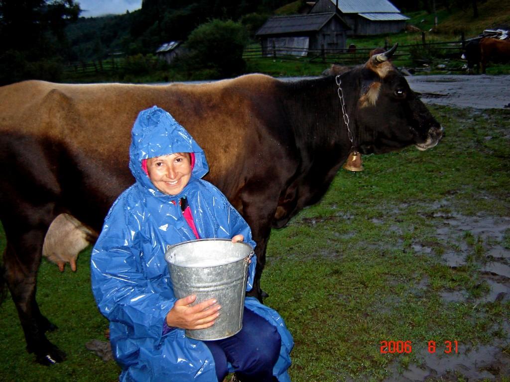 Молочная нежность