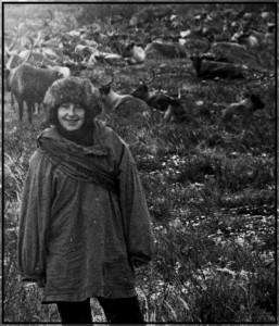 я пастушка