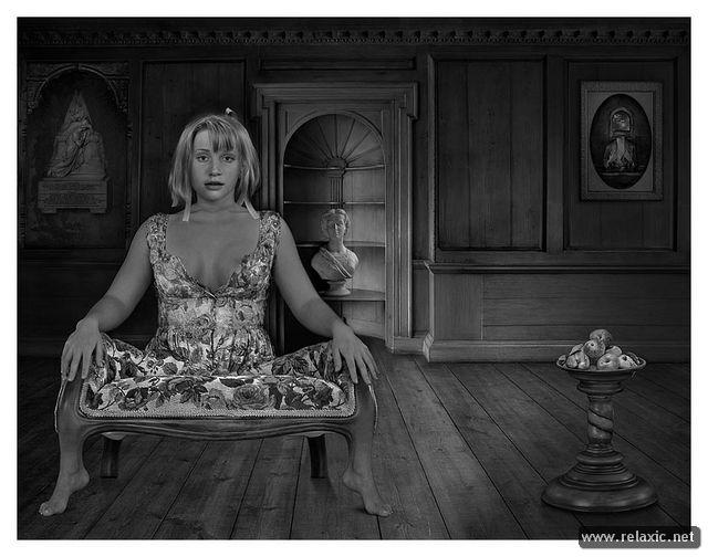 Dominic_Rouse_Жена для мебели 2